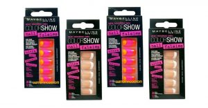 maybelline colorshow nail falsies