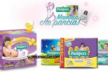 pampers mamma che pancia