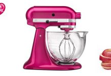 Pink Lady KitchenAid