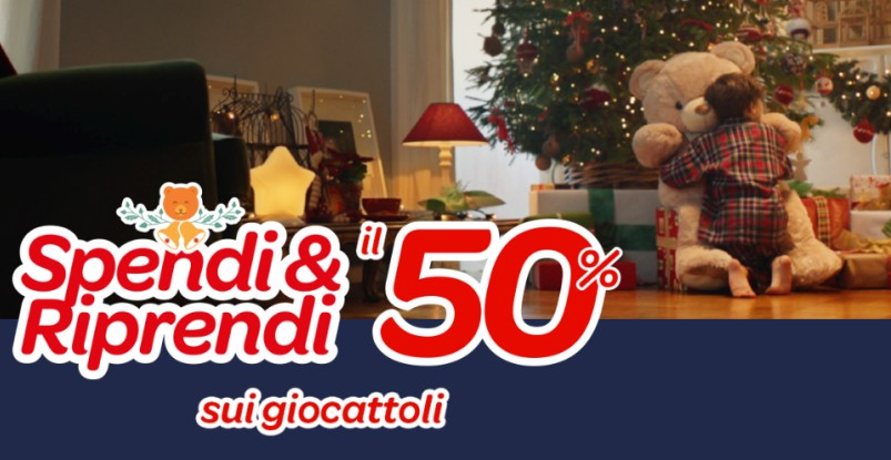 Carrefour Spendi Riprendi 50 Sui Giocattoli Ultima Occasione