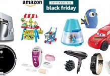 amazon settimana black friday