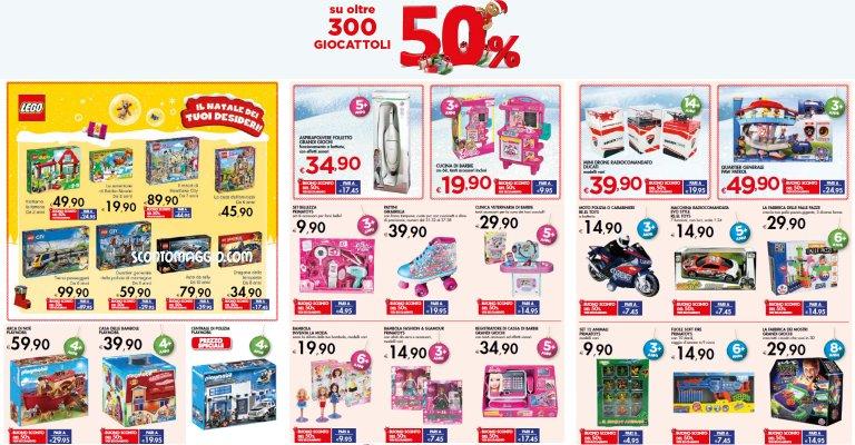 low priced 6e4bf dc6ea Risparmia sui giocattoli di Natale (anche LEGO): Bennet ...