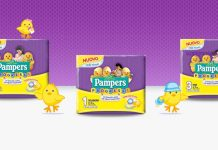 pampers progressi