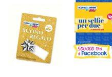 acqua e sapone 500 euro