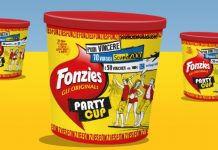 fonzies party cup