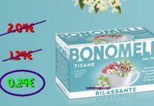 tisane bonomelli