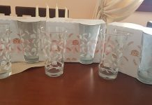 bicchieri mulino bianco