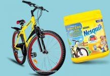 nesquik mountain bike