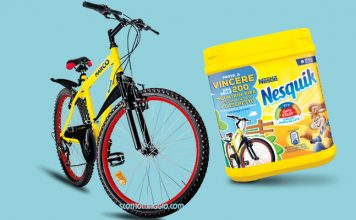 nesquik mountain bike