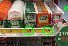 tictac prezzo