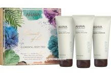ahava elemental body trio