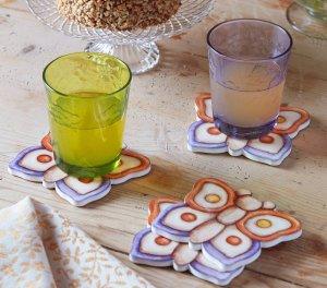 Sottobicchieri thun farfalla in omaggio scontomaggio - A tavola con thun ...