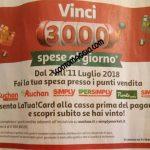 3000 spese auchan