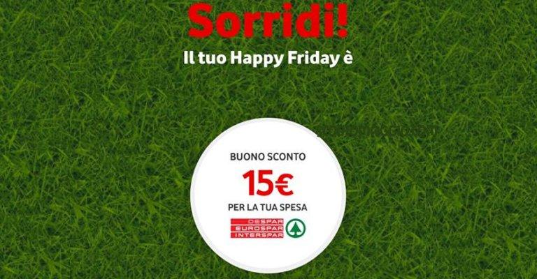 015d3ecbf34a Happy Friday: gratis buono spesa Despar da 15€ o NowTV