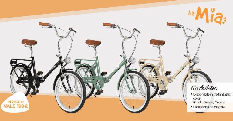 Unieuro Regala Bicicletta Lamia 199 Ecco Come Averla Scontomaggio
