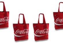 coca cola shopper