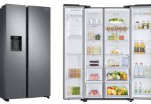 frigorifero samsung 8000