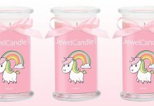 jewelcandle unicorn