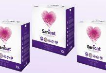 sanicat pink passion