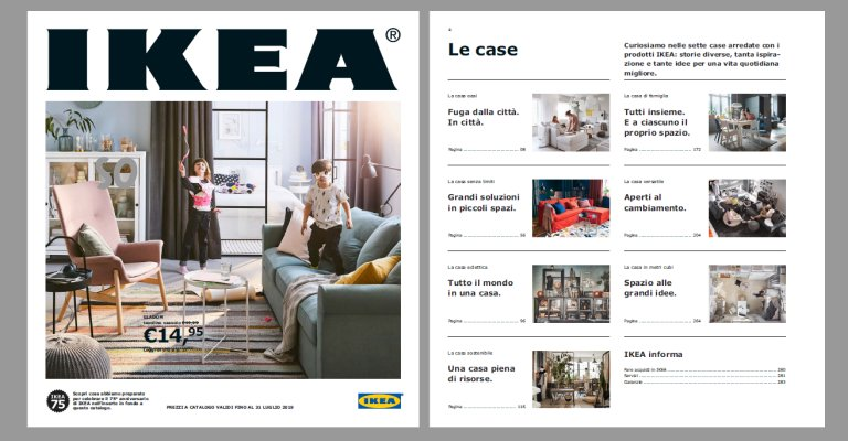 Nuovo Catalogo Ikea 2019 Sfoglia E Personalizza La Copertina
