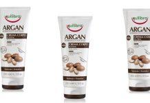 Equilibra Argan crema corpo