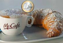 mcdonalds colazione 1 euro