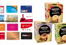 nescafe gold gift card