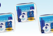 nivea travel set