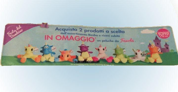Peluche da favola omaggio: come averli da Acqua & Sapone e La ...