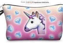 pochette unicorno