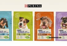 purina tonus dog chow