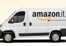 amazon furgone