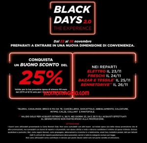 black days bennet