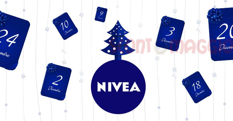 Nivea Calendario Avvento.Nivea Calendario Dell Avvento 12 Kit Prodotti Gratis Ogni