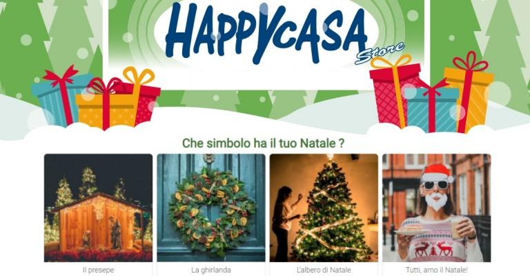 Albero Di Natale Happy Casa.Happycasa Myhappyxmas Vinci Gratis 500 Buoni Spesa Scontomaggio
