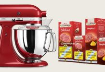 kitchenaid casa modena