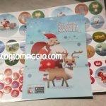 lettera babbo natale poste italiane adesivi