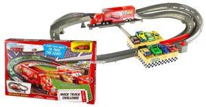 cars mack track