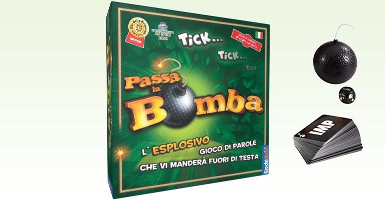 Vinci gratis il gioco passa la bomba scontomaggio - Gioco da tavolo passa la bomba ...