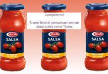 salsa pronta barilla