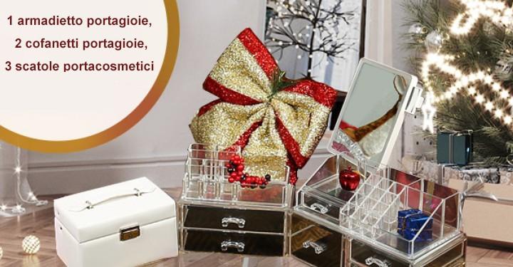 Vinci gratis i regali di natale songmics armadietto for Sito regali gratis