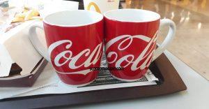 tazze coca cola