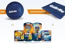 gillette kit sport