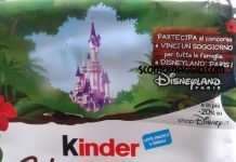 kinder disneyland paris