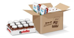 kinder nutella