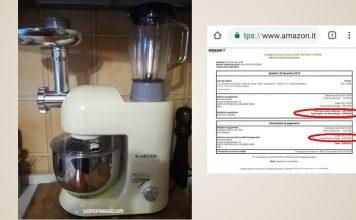 klarstein robot da cucina