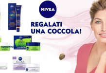 nivea regalati coccola