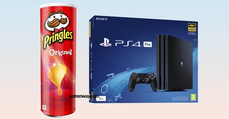 Pringles ps4
