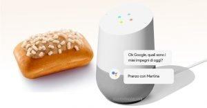 Buondì Google Home