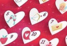calendario del cuore
